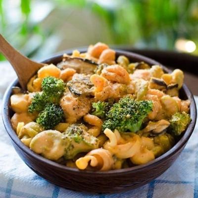 receta de macarrones con brocoli